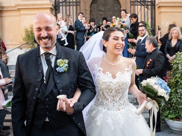 Il matrimonio di Giangaspare e Sara a Trapani, Trapani 22