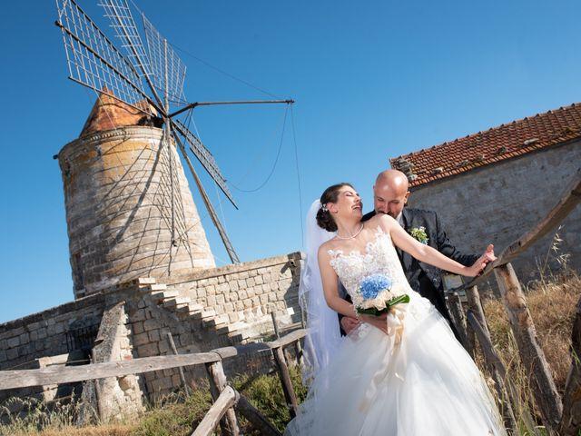 Il matrimonio di Giangaspare e Sara a Trapani, Trapani 24