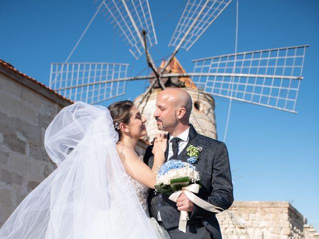 Il matrimonio di Giangaspare e Sara a Trapani, Trapani 25