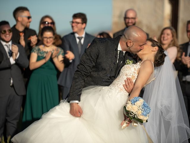 Il matrimonio di Giangaspare e Sara a Trapani, Trapani 28