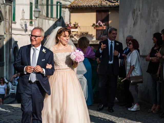 Il matrimonio di Dario e Chiara a Anguillara Sabazia, Roma 3