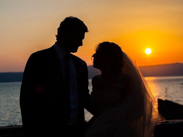Il matrimonio di Dario e Chiara a Anguillara Sabazia, Roma 4