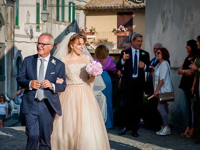 Il matrimonio di Dario e Chiara a Anguillara Sabazia, Roma 10