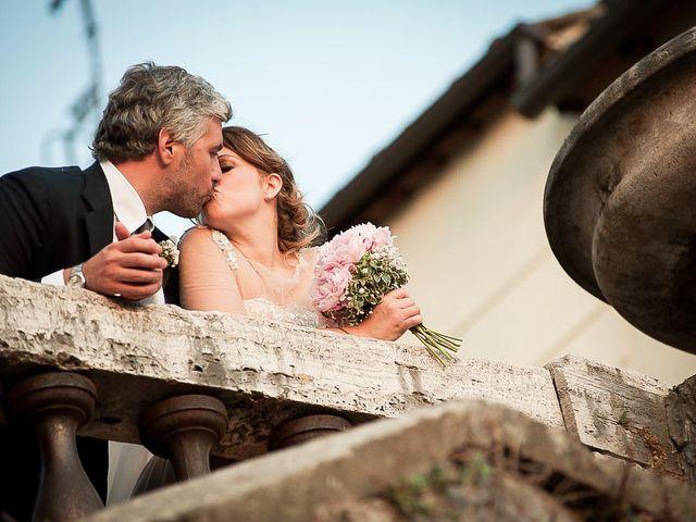 Il matrimonio di Dario e Chiara a Anguillara Sabazia, Roma 13