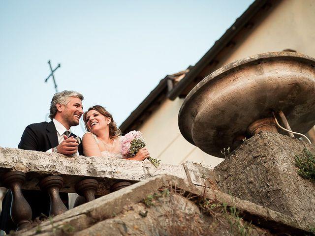Il matrimonio di Dario e Chiara a Anguillara Sabazia, Roma 14