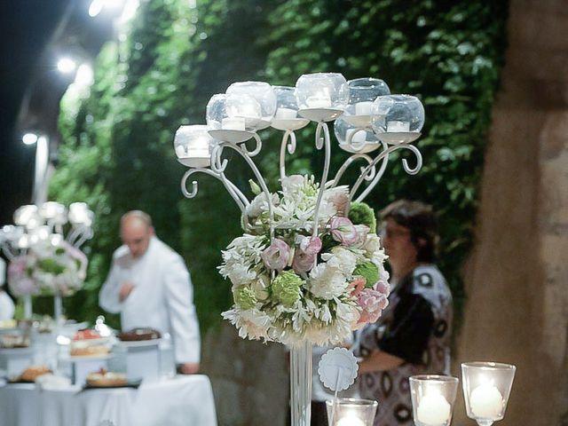 Il matrimonio di Dario e Chiara a Anguillara Sabazia, Roma 20