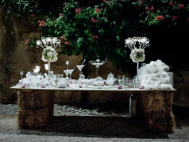 Il matrimonio di Dario e Chiara a Anguillara Sabazia, Roma 21