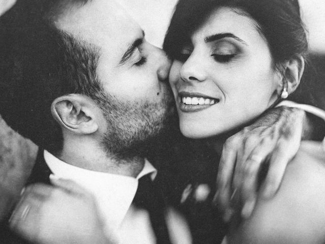 le nozze di Vivian e Paul