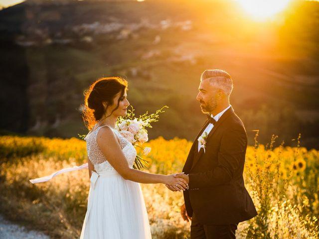 Il matrimonio di Monica e Alessandro a Ascoli Piceno, Ascoli Piceno 39