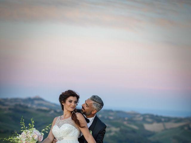 Il matrimonio di Monica e Alessandro a Ascoli Piceno, Ascoli Piceno 44