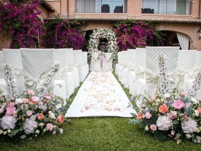 Il matrimonio di Monica e Alessandro a Ascoli Piceno, Ascoli Piceno 53