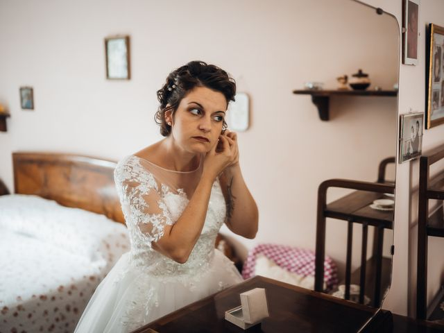 Il matrimonio di Massimo e Francesca a Cairo Montenotte, Savona 15