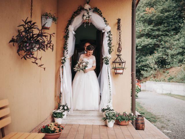 Il matrimonio di Massimo e Francesca a Cairo Montenotte, Savona 19