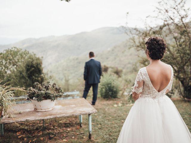 Il matrimonio di Massimo e Francesca a Cairo Montenotte, Savona 20