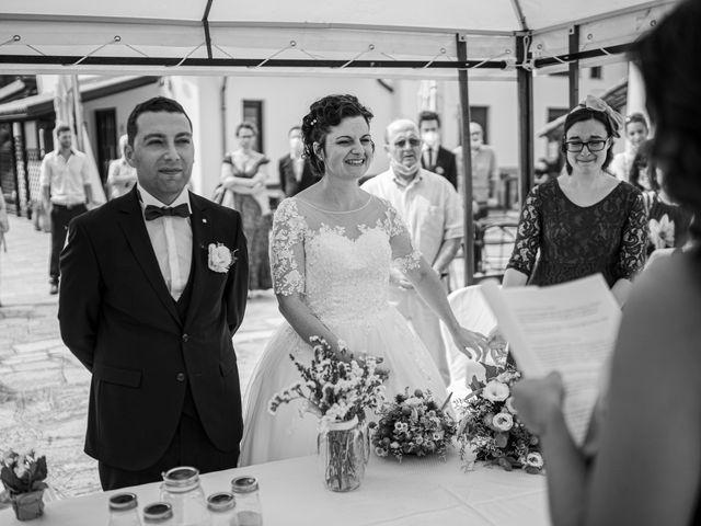 Il matrimonio di Massimo e Francesca a Cairo Montenotte, Savona 35