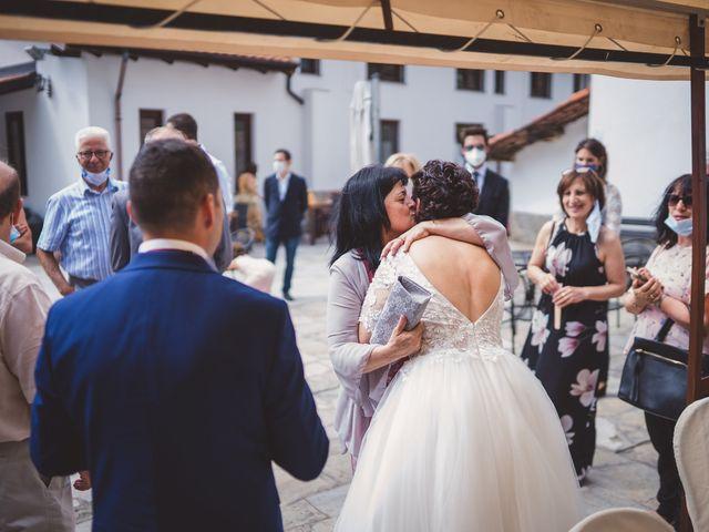 Il matrimonio di Massimo e Francesca a Cairo Montenotte, Savona 37