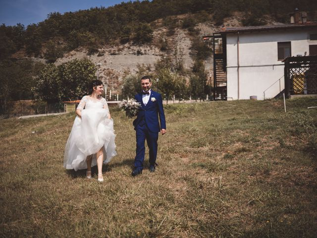 Il matrimonio di Massimo e Francesca a Cairo Montenotte, Savona 38