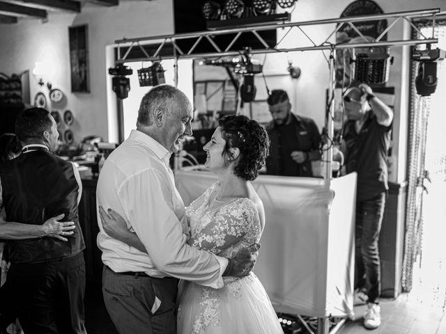 Il matrimonio di Massimo e Francesca a Cairo Montenotte, Savona 55