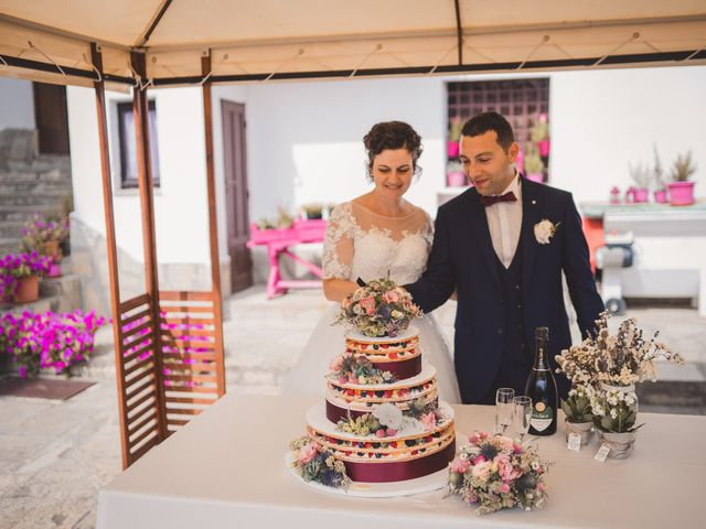 Il matrimonio di Massimo e Francesca a Cairo Montenotte, Savona 64
