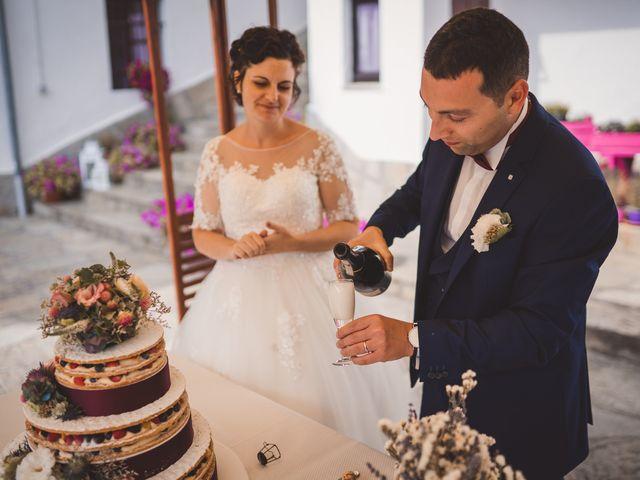 Il matrimonio di Massimo e Francesca a Cairo Montenotte, Savona 65