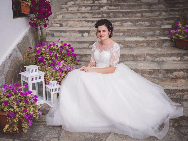 Il matrimonio di Massimo e Francesca a Cairo Montenotte, Savona 67
