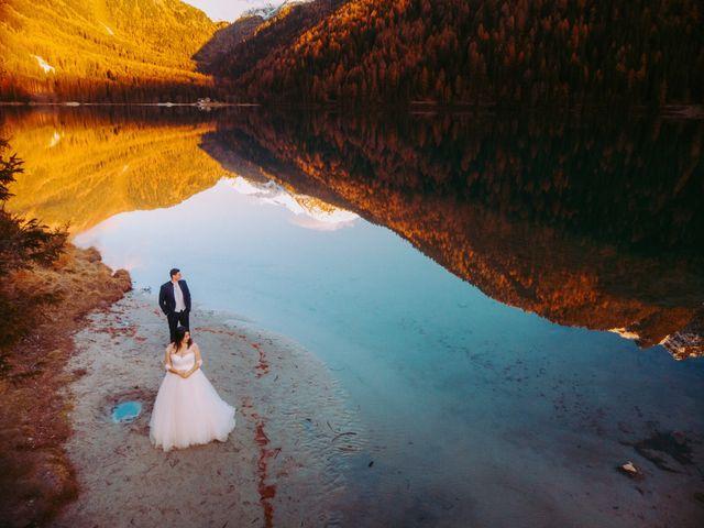 Le nozze di Luana e Ninni