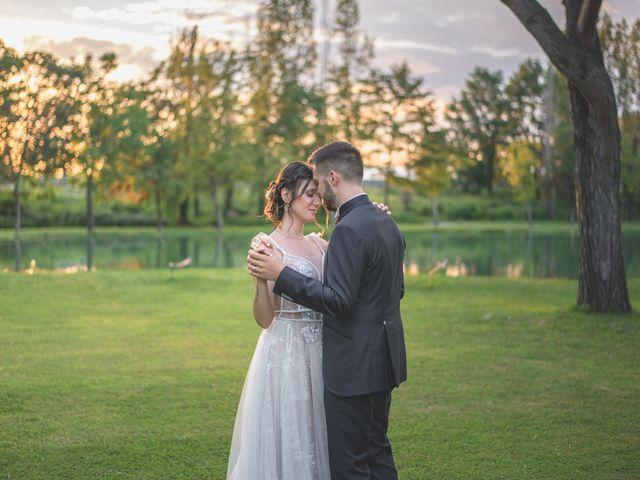 Le nozze di Ilenia e Thomas