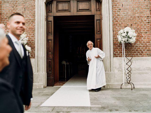 Il matrimonio di Alessandro e Roberta a Lesmo, Monza e Brianza 14