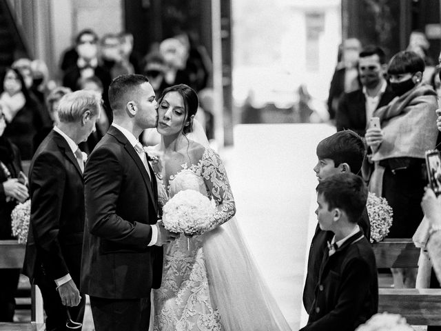 Il matrimonio di Alessandro e Roberta a Lesmo, Monza e Brianza 20