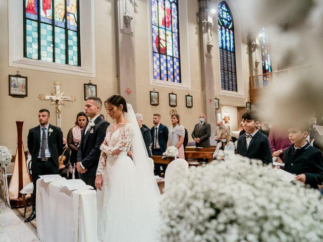 Il matrimonio di Alessandro e Roberta a Lesmo, Monza e Brianza 21