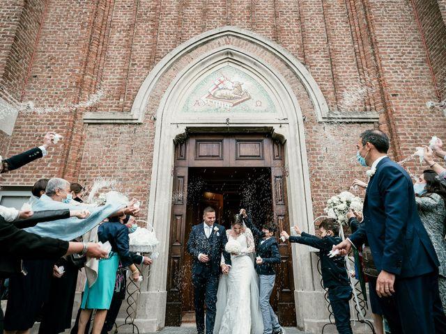 Il matrimonio di Alessandro e Roberta a Lesmo, Monza e Brianza 24