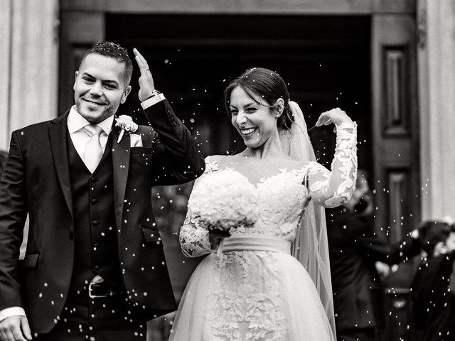 Il matrimonio di Alessandro e Roberta a Lesmo, Monza e Brianza 25