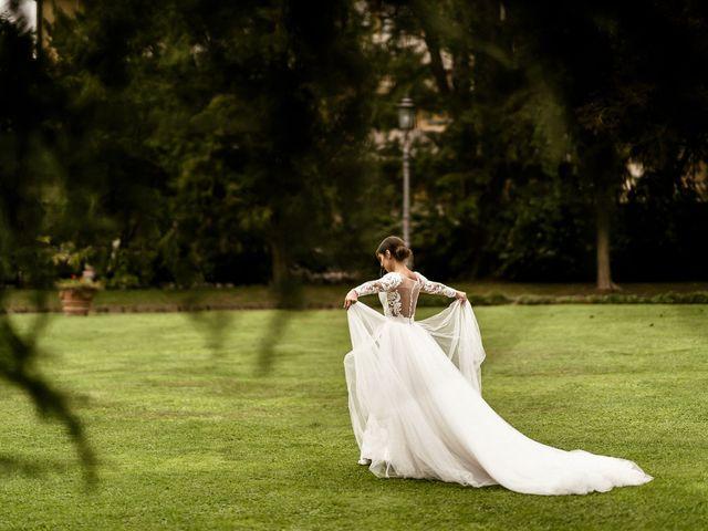 Il matrimonio di Alessandro e Roberta a Lesmo, Monza e Brianza 30