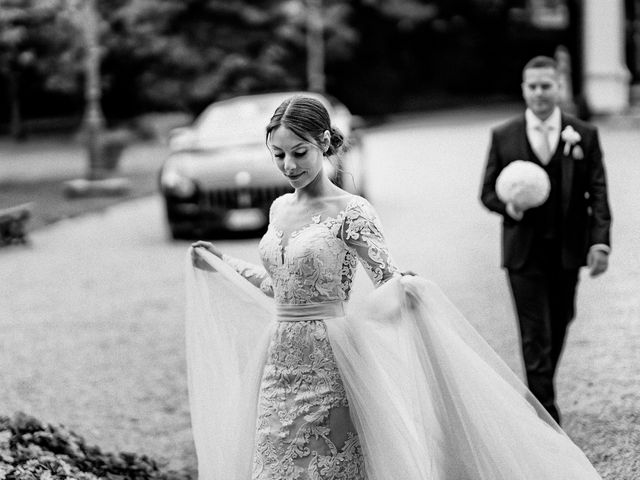 Il matrimonio di Alessandro e Roberta a Lesmo, Monza e Brianza 31