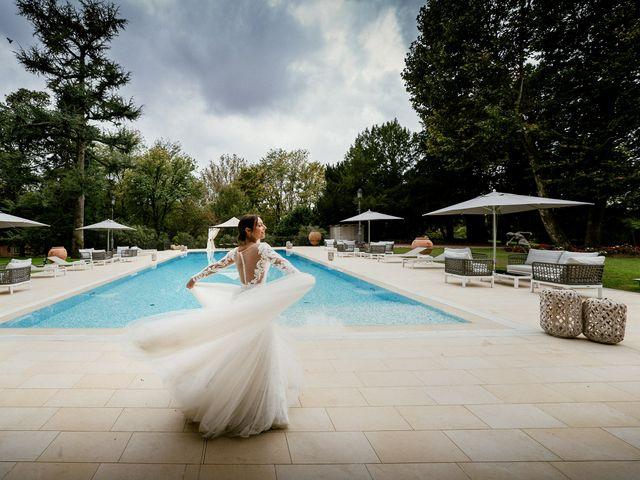 Il matrimonio di Alessandro e Roberta a Lesmo, Monza e Brianza 34