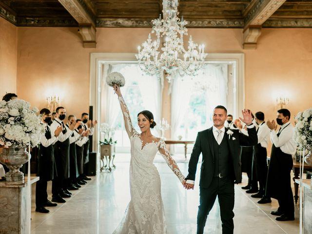 Il matrimonio di Alessandro e Roberta a Lesmo, Monza e Brianza 36