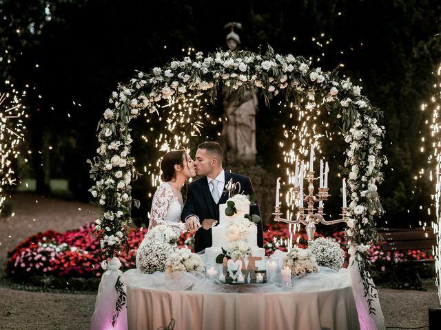 Il matrimonio di Alessandro e Roberta a Lesmo, Monza e Brianza 47