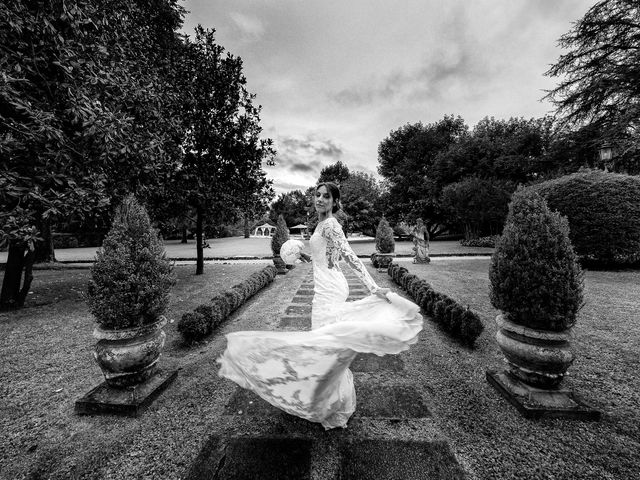 Il matrimonio di Alessandro e Roberta a Lesmo, Monza e Brianza 51