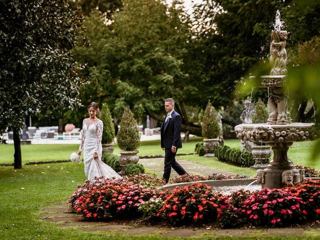 Il matrimonio di Alessandro e Roberta a Lesmo, Monza e Brianza 52