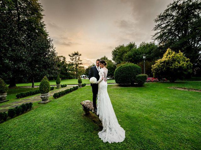 Il matrimonio di Alessandro e Roberta a Lesmo, Monza e Brianza 54