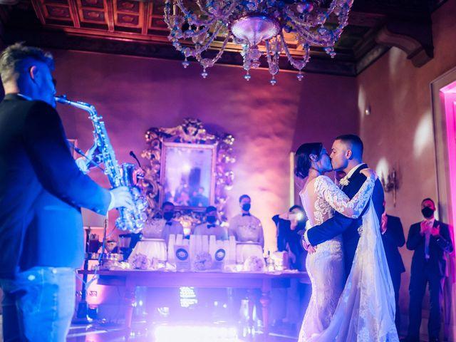 Il matrimonio di Alessandro e Roberta a Lesmo, Monza e Brianza 60