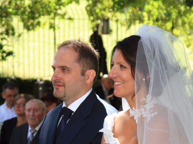 Il matrimonio di mauro e claudia a Manziana, Roma 4