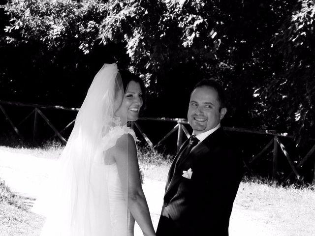 Il matrimonio di mauro e claudia a Manziana, Roma 5