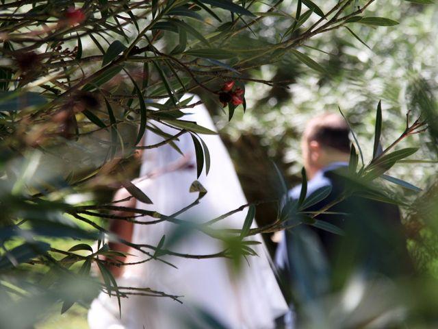 Il matrimonio di mauro e claudia a Manziana, Roma 2