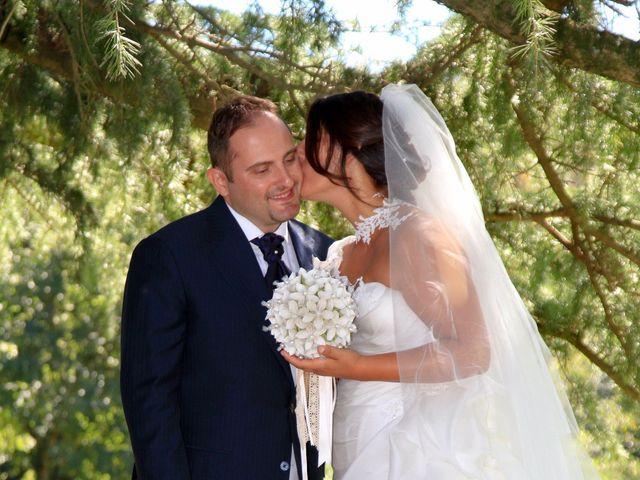 Il matrimonio di mauro e claudia a Manziana, Roma 8