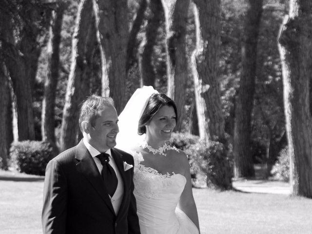 Il matrimonio di mauro e claudia a Manziana, Roma 11