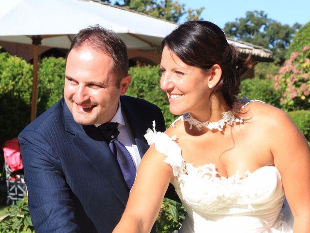 Il matrimonio di mauro e claudia a Manziana, Roma 17