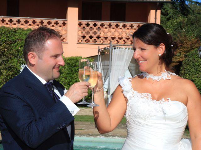 Il matrimonio di mauro e claudia a Manziana, Roma 18