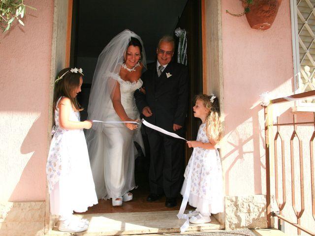 Il matrimonio di mauro e claudia a Manziana, Roma 23