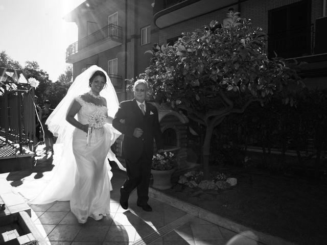 Il matrimonio di mauro e claudia a Manziana, Roma 24